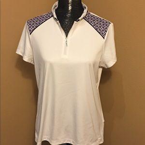 Women's Golf Izod shirt